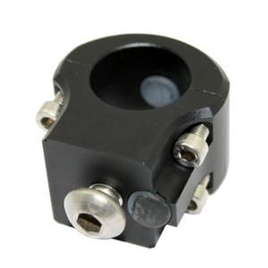 Fascetta fissaggio strumentazione MMB 22mm nero