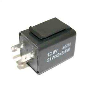 Relè intermittenza frecce alogene 12V, 21Wx2+3.4W