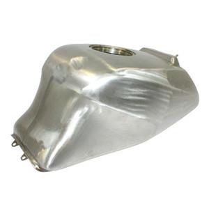 Serbatoio benzina per Ducati 750 Super Sport Replica originale acciaio grezzo