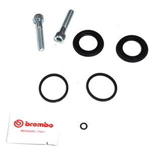 Brake caliper service seal kit Moto Guzzi V 35 front and rear