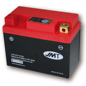 Batteria Li-Ion JMT 6V-180A, 2.5Ah
