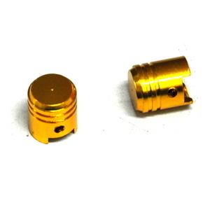 Tappo valvole pneumatici pistoni oro coppia