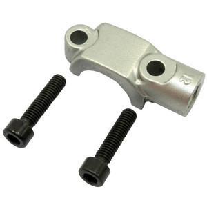 Collare fissaggio pompa freno/frizione Brembo semiradiale grigio M10x1.25 filetto destro