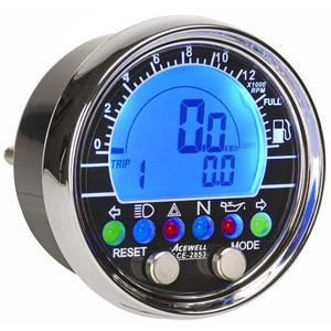 Electronic multifunction gauge AceWell 2853