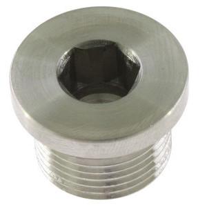 Bullone olio M20x1.5 inox