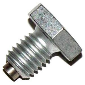 Bullone olio M10x1 magnetico acciaio