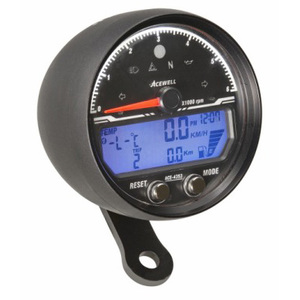 Electronic multifunction gauge AceWell Sport 4353 6K black