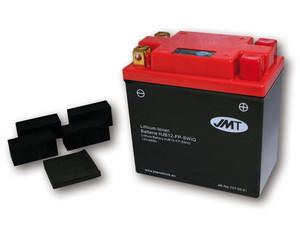 Batteria Li-Ion JMT 12V-240A, 4Ah
