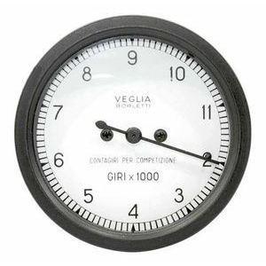 Contagiri meccanico Veglia-Borletti Replica 12K 7:1