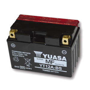 Battery Suzuki SV 650 standard Yuasa 12V-10Ah complete