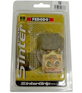 Brake pads Bimota Tesi 906 front sintered Ferodo