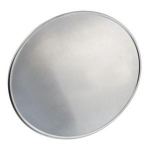 Tabella portanumero ovale bombata