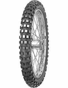 Tire Mitas 130/90 - ZR17 (65T) E-09