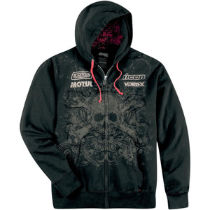 Felpa Icon Raiden Rat Hoody