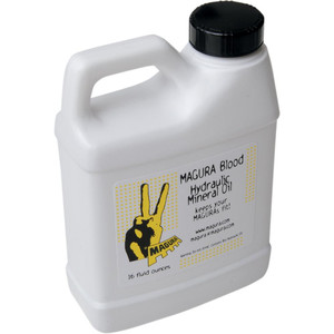 Brake & clutch fluid Magura Blood 0,45lt