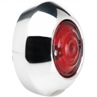 Led tail light Model C chrome