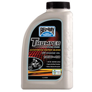 Engine oil 4T Bel-Ray 10W-40 Thumper 1lt