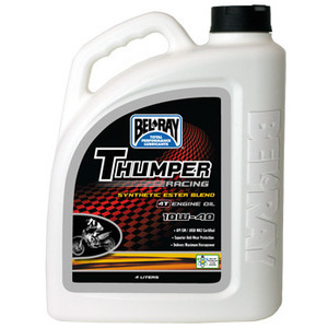 Engine oil 4T Bel-Ray 10W-40 Thumper 4lt
