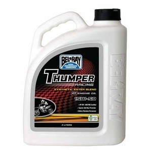 Engine oil 4T Bel-Ray 15W-50 Thumper 4lt