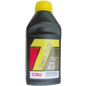 Brake & clutch fluid TRW DOT 5.1 0.5lt