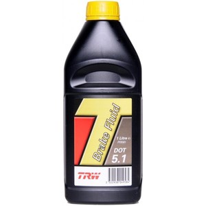 Brake & clutch fluid TRW DOT 5.1 1lt