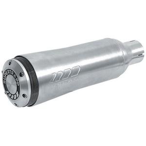 Finale di scarico SuperTrapp Aluminium 38mm