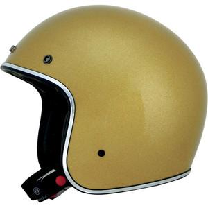 Helmet AFX Vintage gold metal flake