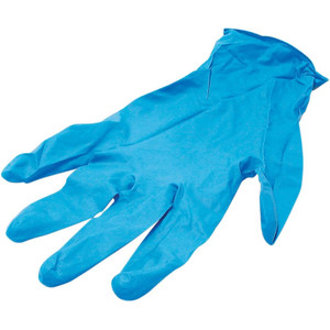 Work gloves nitrile thick set 50pc