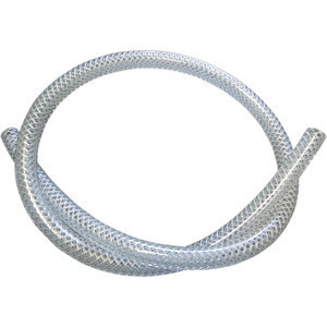 Fuel hose 10x14mm high pressure transparent