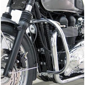 Crash bar Triumph Bonneville 865 chrome