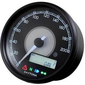 Electronic multifunction gauge Daytona80 200Km/h