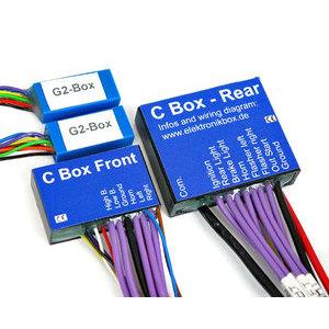 Unità di controllo Electronic Box Version C-2