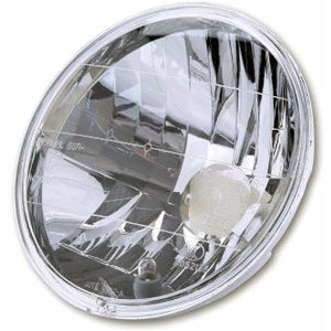 Halogen headlight case 6.5'' Classic and Old Style complete