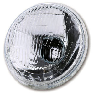 Halogen headlight case 5.3/4'' Modern complete