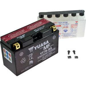 Batteria di accensione Yuasa YT7B-BS 12V-6.5Ah
