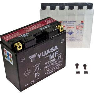 Batteria di accensione Yuasa YT12B-BS 12V-10Ah