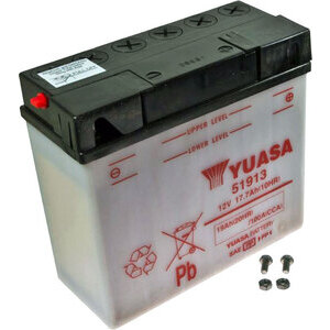 Batteria di accensione Yuasa 51913 12V-19Ah