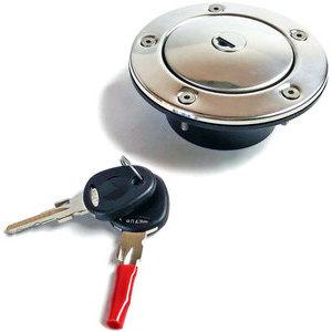 Fuel cap Aero lock