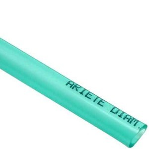 Fuel hose 6x9mm green