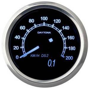 Electronic speedometer Daytona Classic 200Km/h polish