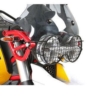 Headlight protection grill Moto Guzzi V 85 TT