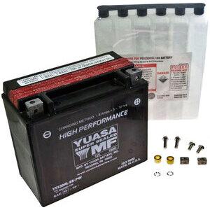 Batteria di accensione Yuasa YTX20HL-BS-PW 12V-18Ah
