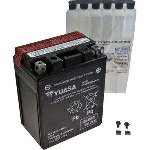 Batteria di accensione Yuasa YTX14AHL-BS 12V-12Ah