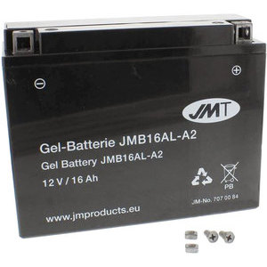 Batteria per Ducati Monster 900 gel JMT 12V-16Ah