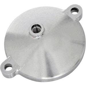 Coperchio carburatori Dell'Orto PHF 30-36 alluminio CNC