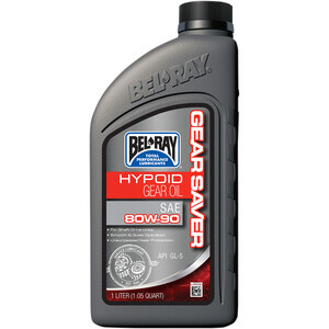 Olio cambio Bel Ray 80W-90 Hypoid 1lt