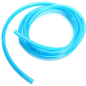 Fuel hose 8x12mm high pressure blue