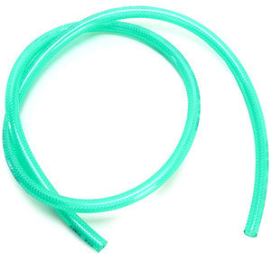 Fuel hose 8x12mm high pressure green