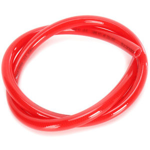 Fuel hose 10x14mm high pressure red