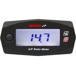 Digital manometer air/fuel ratio Koso Mini4